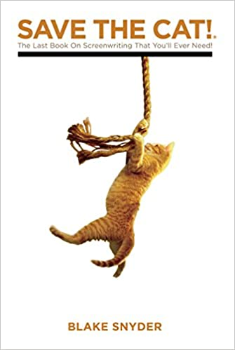 Save The Cat Book Cover