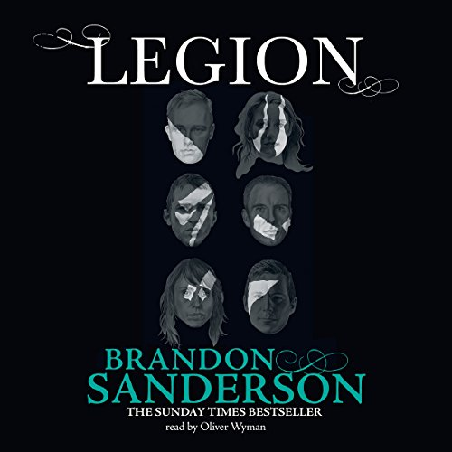 Legion Book Cover